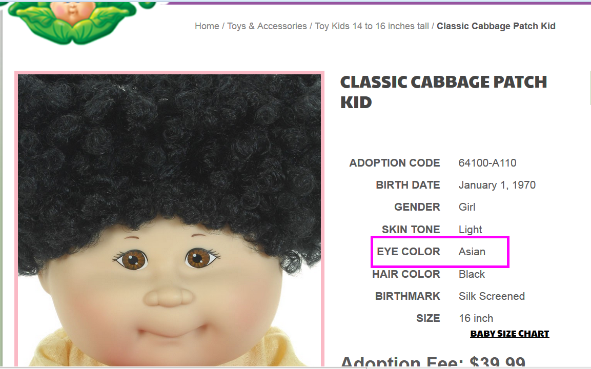 Asian boy cabbage patch congratulate, brilliant